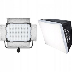 Lampa LED Yongnuo YN-6000 KIT 3200-5600K SOFTBOX