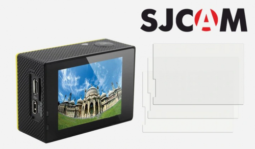 3 x Screen protector SJCAM SJ7 STAR ekran folia