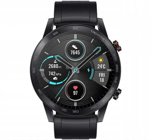 SMARTWATCH HONOR MAGIC WATCH 2 BLACK 5 ATM 46 MM