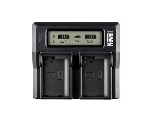 NEWELL Ładowarka LCD Dual Charger do BP-511