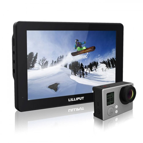 LILLIPUT MOPRO 7 IPS GOPRO HERO
