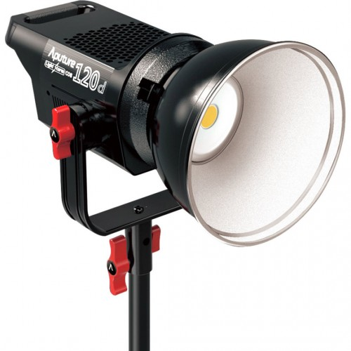 Lampa LED COB Aputure LS C120d KIT Bowens