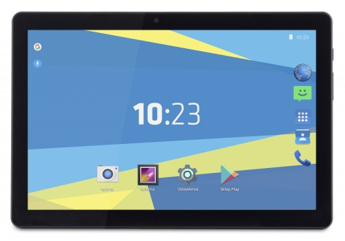 Tablet Qualore 1023 3G Klawiatura GPS