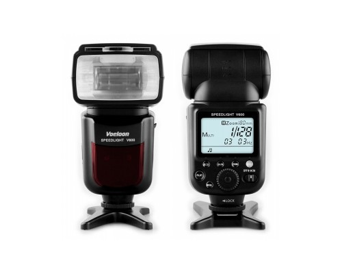 Lampa Voeloon V600 E-TTL Canon LCD