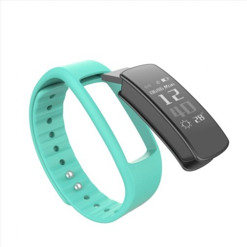 iWOWN fit i6 HR OPASKA FIT ZEGAREK SMARTBAND WATCH zielony