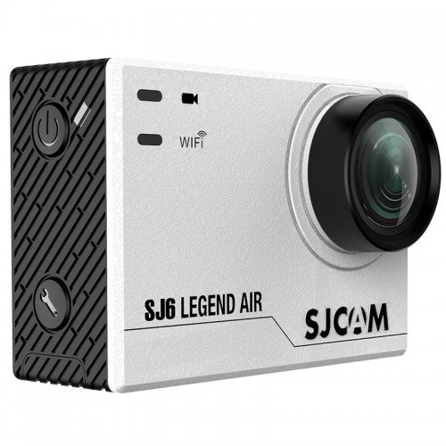 Kamera SJCAM SJ6 LEGEND AIR 4K WiFi BT GYRO Biała